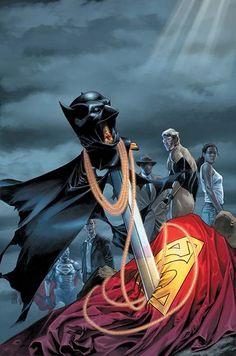 DC Comics Collected Editions Solicitations (Jun/Jul/Aug) 2016 - Bounding Into Comics
