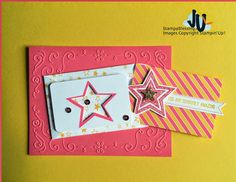 Stamp a Blessing: Little Pocket Card with My Paper Pumpkin
