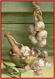 Garlic is an excellent source of vitamins A, B-complex and C.It provides a good supply of minerals like manganese, phosphorus, calcium,copper,potassium,iron,copper  It also contains amino acids, essential oils, glycosides, and the rare essential trace minerals like germanium, selenium and tellurium.    The phytochemical in garlic includes anti-oxidant allium, which is also present in onions, leeks, chives and shallots.Garlic amazingly contains more than 12 types of anti-oxidants.