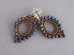 beademecum: ugyanaz kékben – handcrafted beaded jewelry – gyöngy ékszer