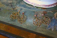 Pendientes Trama grandes pero lugeros. Consiguelos en www.casildafinatmc.com #earings #pendientes #jewelry #jewels #jewellery #joyitas #casildafinatmcjoyas #casildafinatmc