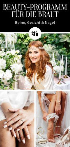 Der perfekte Brautlook beginnt schon lange vor der Hochzeit. Und seien wir ehrlich: Es macht riesen großen Spaß, sich wie eine Königin auf den Hochzeitstag vorzubereiten. Viel Spaß mit unseren Tipps und Ideen rund um das Beauty-Programm für die Braut! #braut #braut2021 #bräute #bräute2021 #brautmakeup #brautnägel#beautyprogramm #beautyprogramme #hochzeitstipps #hochzeitsmagazin #hochzeitsblog #weddingblog #hochzeit #hochzeit2021 #enthaaren #gesichtspflege #gesichtspflegeroutine #glattebeine Bridal Looks, Marriage Anniversary, Smooth Legs, Bridle Dress, Round Round, Nice Asses