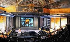 Egyptian Theater in Hollywood (a few blocks from my old apt)