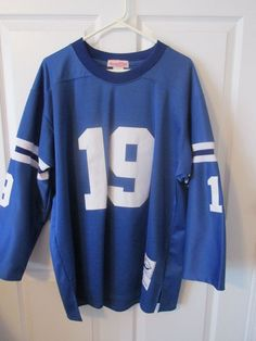ec2b90e6 spain mitchell and ness johnny unitas jersey indianapolis colts 19 ...