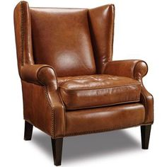 Hooker Furniture George Wingback Chair