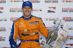 IndyCar's Charlie Kimball wins Honda Indy 200 August 4, 2013