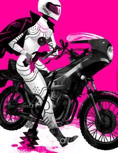 KALI CIESEMIER: Lady Knights//Women Warriors