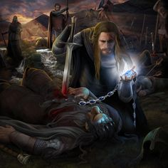 Death of the Lord of Nogrod by steamey on DeviantArt