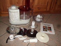 Küchenmaschine idealo ~ Küchenmaschine braun mixaufsatz mixer wie neu glasbehälter kpl