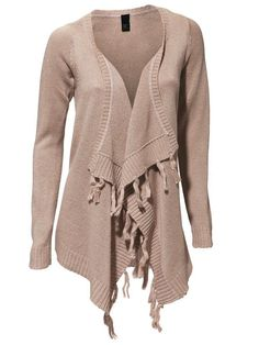 Feinstrickjacke im Online Shop von Ackermann Versand Im Online, Casual Jeans, What To Wear, Ruffle Blouse, Pullover, Sweaters, Color, Clothes, Shopping