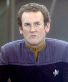 Chief Miles Edward O'Brien; played by Colm Meaney