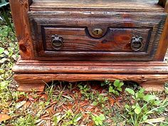 6 aged wood