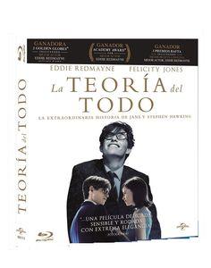 LA TEORIA DEL TODO. Dirigida per James Marsh. Universal, 2015.