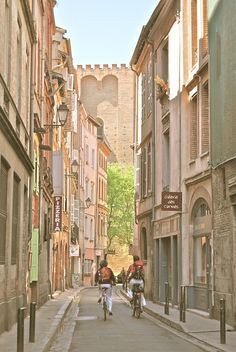 Toulouse, France is a lovely place.