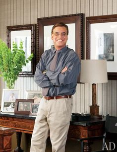 Aaron Sorkin's Hollywood Office by Martyn Lawrence Bullard Photos   Architectural Digest