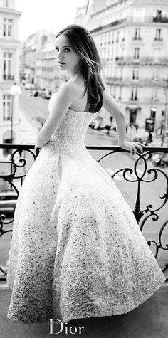 Style Icon: Natalie Portman ♥ Miss Dior