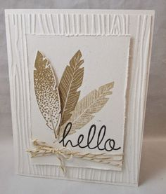 Stamp & Scrap with Frenchie: Masculine Monday Greeeting cards from fall fest