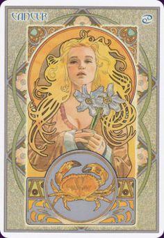 Astrological Oracle Antonella Castelli Lunaea Whetherstone