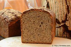 Roggen-Weizen-Brot