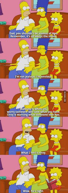 Homer's intelligence confuses me