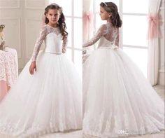 2016-new-arabic-flower-girls-dresses-princess