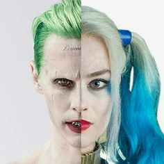 The Joker/Harley Quinn Marvel Vs, Marvel Dc Comics, Suicde Squad, Harle Quinn, Batman Comic Books, Joker And Harley Quinn, American Comics, Comic Book Characters, Movies And Tv Shows
