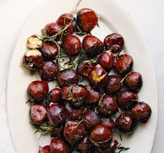 Tips for buying, storing, and cooking chestnuts, in season in December.