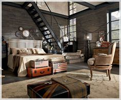 Dialma Brown | Industrial, Vintage decorations and Rustic industrial