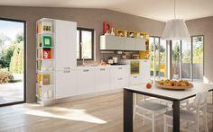 Prezzo: € 2390 Cucina componibile mod. Kira-Yosemite completa di ...