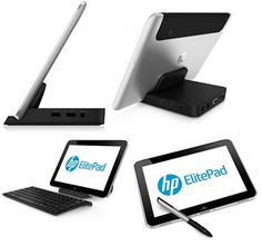 HP ElitePad 900 Windows 8 Pro Tablet