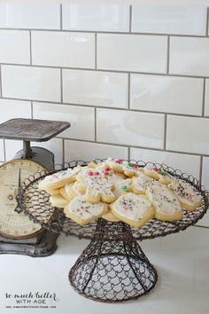 Best sugar cookies | somuchbetterwithage.com