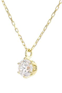 Pin it for later. Find out more single diamond necklace. Diamond Necklace Solitaire Pendant for Women Choice of White Gold, Yellow Gold Rose Gold or Platinum - Diamonds Certified Conflict Free and Natural Single Diamond Necklace, Diamond Solitaire Necklace, 3 Carat Diamond, Rose Gold Pendant, Diamond Settings, Conflict Free Diamonds, Gold Material, Round Diamonds, White Gold
