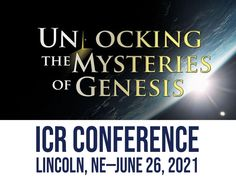 Do you know anyone near Lincoln or Omaha? Invite your Nebraska family & friends to our conference next week! Christian School, Science News, Nebraska, Lincoln, Middle School, Conference, Evolution, Invite, Mystery