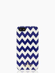 Chevron iPhone 5 Case by Kate Spade New York