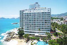 Hotel El Presidente, Acapulco, Guerrero - Sobre la playa Condesa, a 5 minutos del Centro de Convenciones.