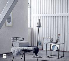 Salon, styl skandynawski - zdjęcie od sfmeble.pl