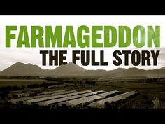 Farmaggedon -- The True Cost of Cheap Meat - YouTube  ~  I am showing this video because people need to see the pictures to be able to make the connection. I do not agree with the makers of the video about there being a better way in farming. Killing is murder, no matter what. All Animals are equal, meaning: none human animals have all the basic rights as the animal called human. (L.R., 8.Nov.15)