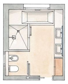 Bathroom Floor Plans looking for a bathroom layout? - katrina chambers | lifestyle