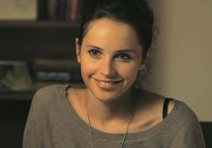 Felicity Jones. Got to see her perform on stage in England. Hope her career takes off. Great actress!