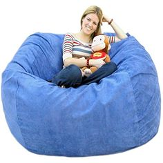 The Cozy Sack foam chair is the most comfortable place to sit anywhere. They are filled with the softest virgin urethane foam available. The urethane foam will ...