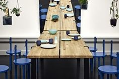 Matbordet Meyer från Bolia.