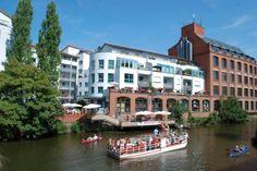 Plagwitz, Karl-Heine-Kanal;