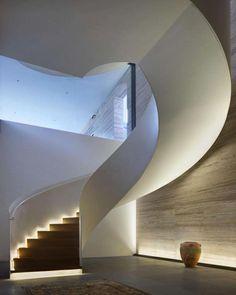 #Staircase Design by K2LD. ///  Diseño #Escaleras por K2LD. #d_signers