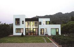 삼대를 위한 집 상주 196.35㎡(59.40평) 복층 철근콘크리트 주택