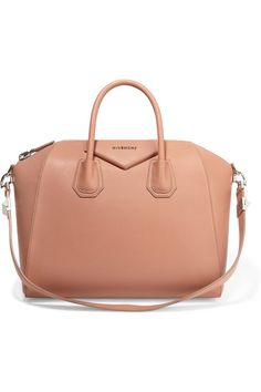 Givenchy | Medium Antigona bag in antique-rose textured-leather | NET-A-PORTER.COM