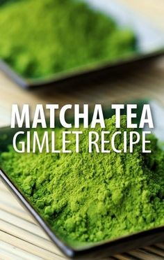 Use Matcha Tea powder as a fat-blocking, stress-busting drink twice a day, or make a Matcha Tea Gimlet cocktail to enjoy the disease-fighting benefits. http://www.recapo.com/dr-oz/dr-oz-product-reviews/dr-oz-matcha-tea-gimlet-recipe-fat-blocker-te3-acupressure-relief/
