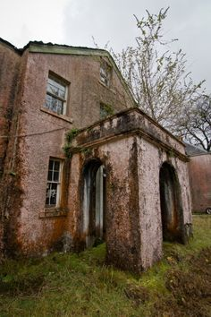 Pennyghael House - Isle of Mull, Scotland.