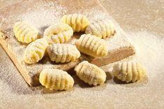receta de ñoquis de papa o gnocchi de patata paso a paso con fotos #pasta #ñoquis #gnocchi