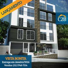 Lançamento imobiliário na cidade de Lajeado no bairro Montanha.