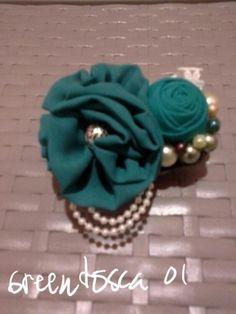 Green Tosca Flower BBM 7D1E1EEE - Email dielashany@yahoo.com